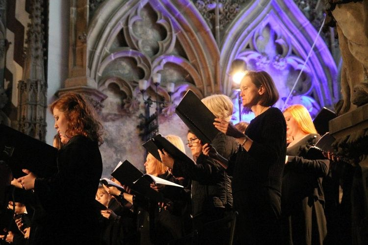 "Oratorium ""Voices of Light"" - ""The Passion of Joan of Arc"" zdjęcia z koncertu"